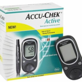 Accu Chek Active Glucometer Price in Pakistan