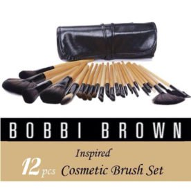 Bobbi Brown Brushes 12 Pcs Set In Pakistan