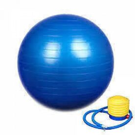 Gym Ball with Air Pump in Pakistan