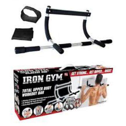 Iron Gym bar in Pakistan