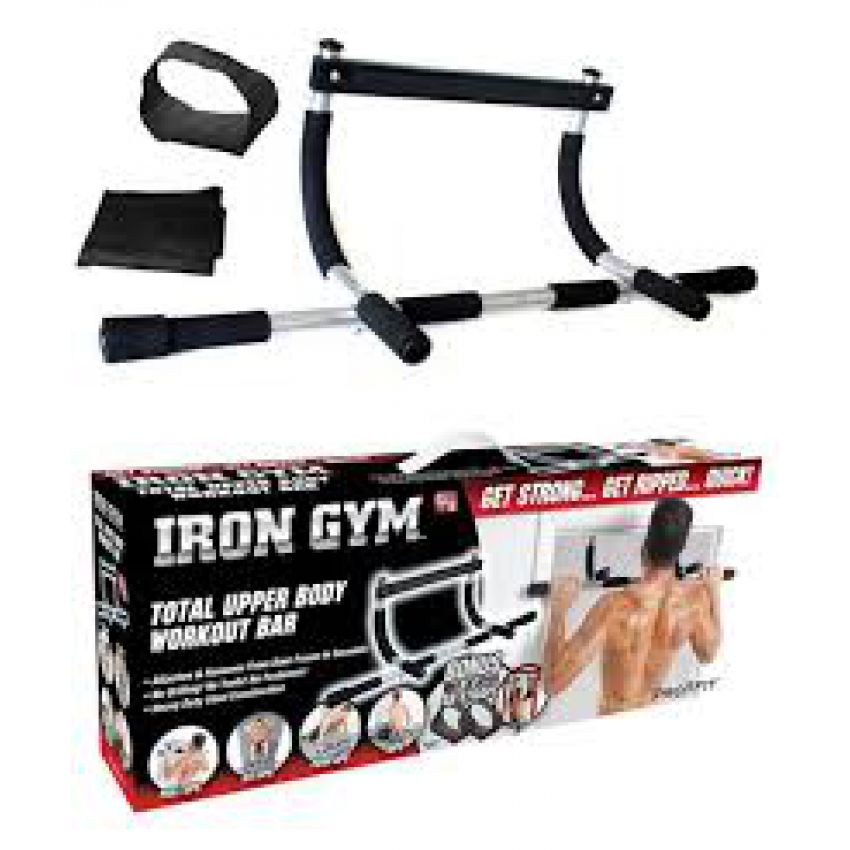Iron Gym bar in Pakistan