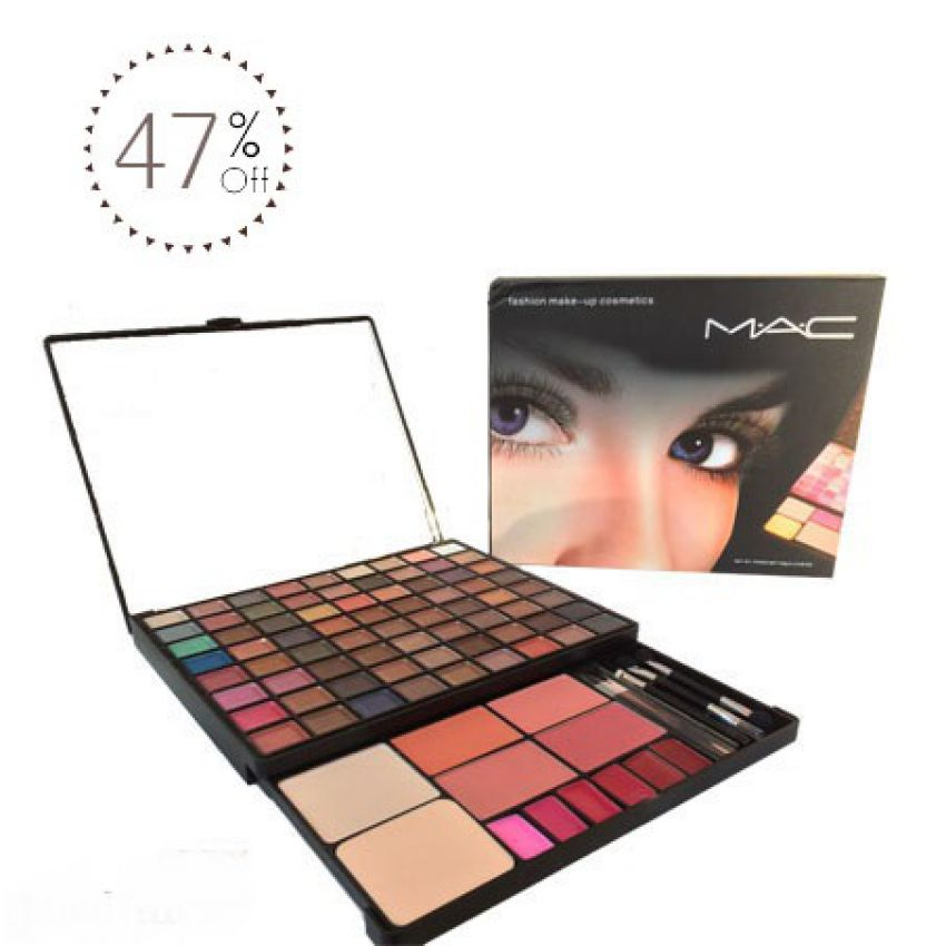 Eye makeup kits and