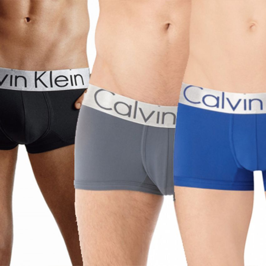 Pack of 3 Original Calvin Klein Boxer Underwear in Pakistan