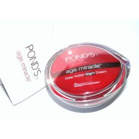 Ponds Age Miracle Deep Action Night Cream In Pakistan