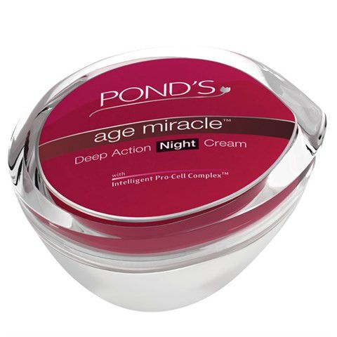 Ponds Age Miracle Deep Action Night Cream Price in Pakistan