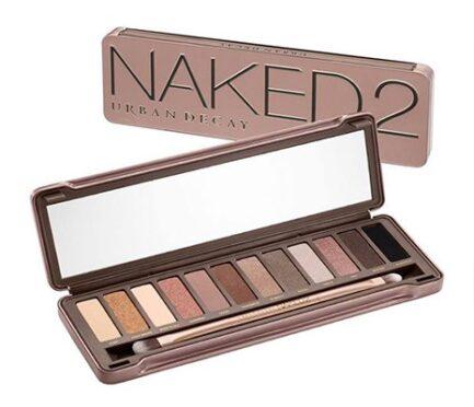 Urban Decay Naked 2 Eyeshadows in Pakistan