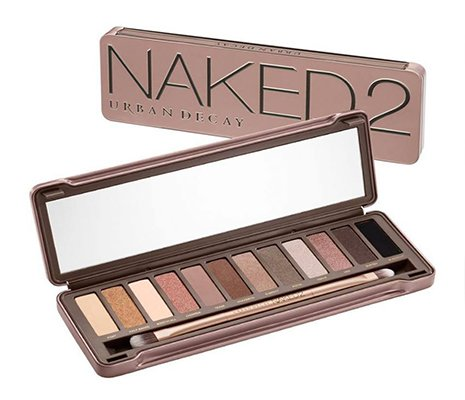 Urban Decay Naked 2 Eyeshadows in Pakistan