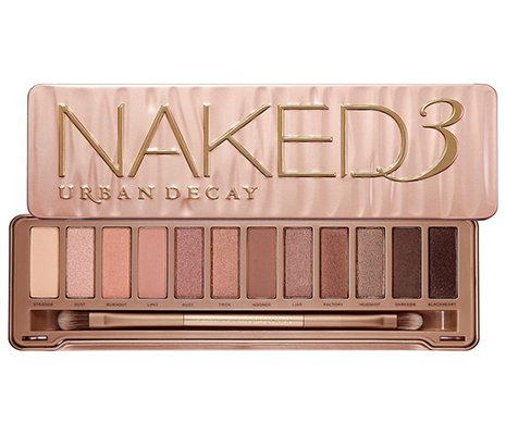 Urban Decay Naked 3 Eyeshadows