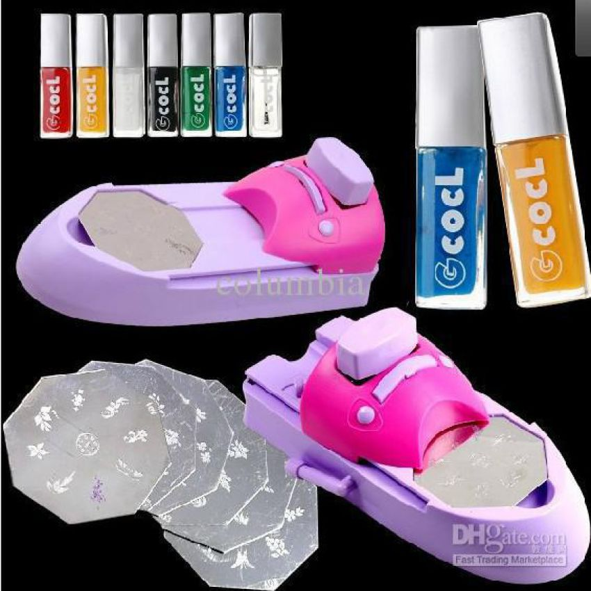 Buy nail art stamping machine in pakistan at best prices getnow nail art machine other 4523 133123 1 zoom prinsesfo Image collections