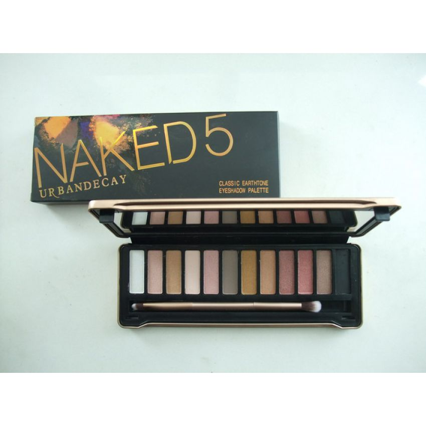 Urban Decay Naked 5 Eyeshadows In Pakistan
