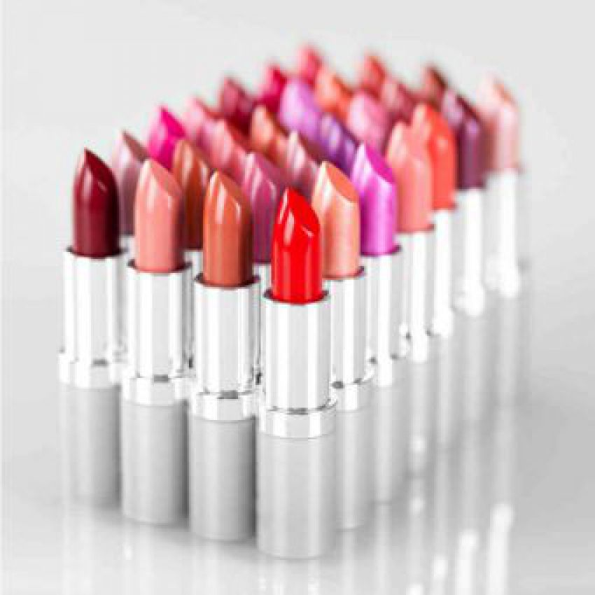 Pack Of 10 Lakme Lipsticks With Lakme Eyconic Liner & Kajal In Pakistan