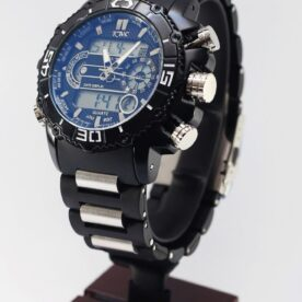 Stylish Black KWC Sports Watch in pakistan