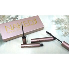 Urban Decay Naked 3 with Eyeliner & Mascara In Pakistan