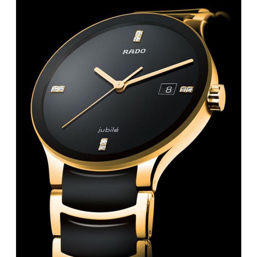 Стильные наручные часы RADO SINTRA - МОДЕЛЬ: Унисекс - МЕХАНИЗМ: Кварцевый, ETA калибр 256041.0