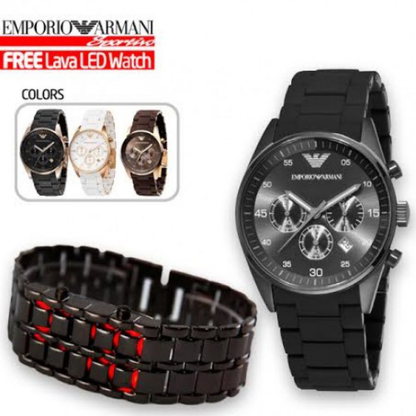a5547ef3f55 Buy LED Watches in Pakistan at Best Price