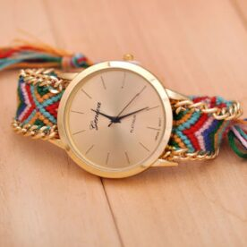 Handmade Bracelet Fashion Watch in Pakistan