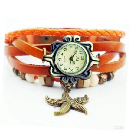leather bracelet watch pakistan