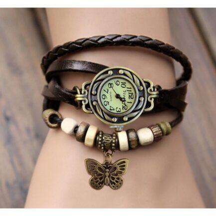 leather bracelet watch price in pakistan
