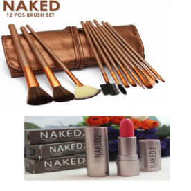 naked brushes and naked lipsticks in pakistan
