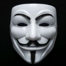 Pack of 2 V for Vendetta Masks in Pakistan
