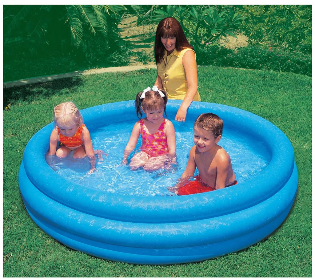 Intex Sunset Glow Baby Swimming Pool In Pakistan