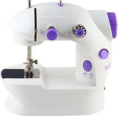 Mini Sewing Machine 4 in 12 In Pakistan