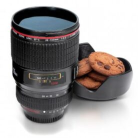 Camera Lens Shaped Mug in Pakistan