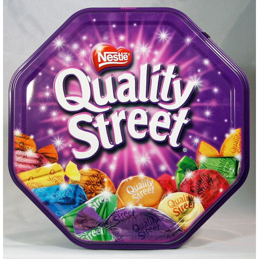 Nestle Quality Street Chocolates (240 Grams) In Pakistan