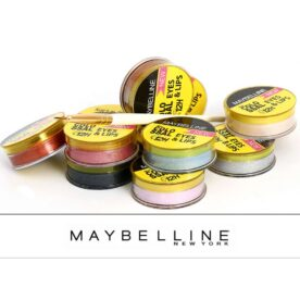Pack Of 12 Maybelline Colossal Eyes & Lip Shades in Pakistan