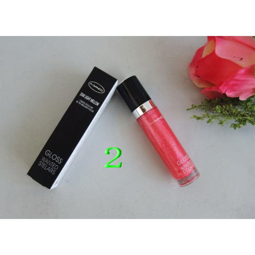 Pack Of 5 Mac Lip Gloss