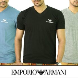 Pack of 3 Emporio Armani T-shirts In Pakistan