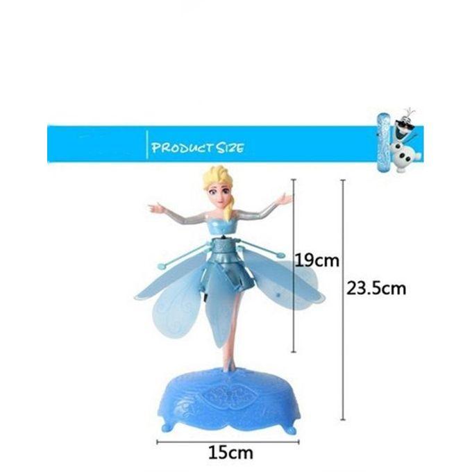 Frozen Flying Fairy Doll