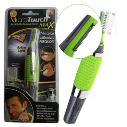 Microtouch Max 2 in 1 Hair Trimmer in Pakistan