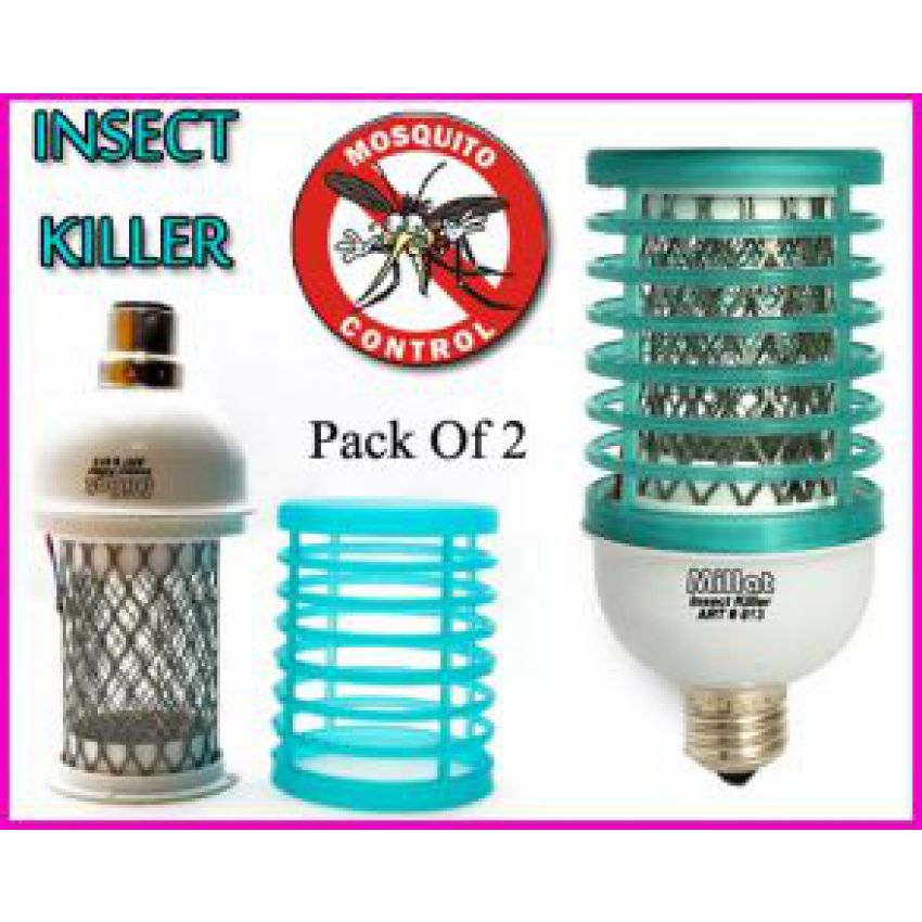 Pack of 2 Insect Killer Energy Savers In Pakistan