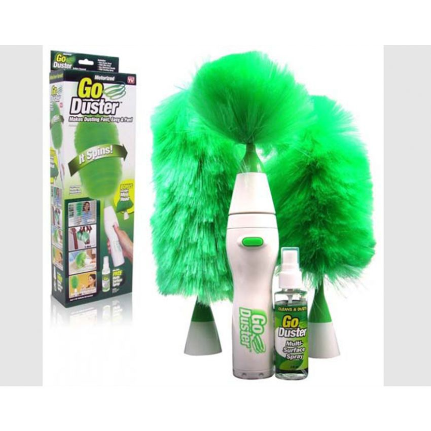 Go Duster (Battery Operated) In Pakistan