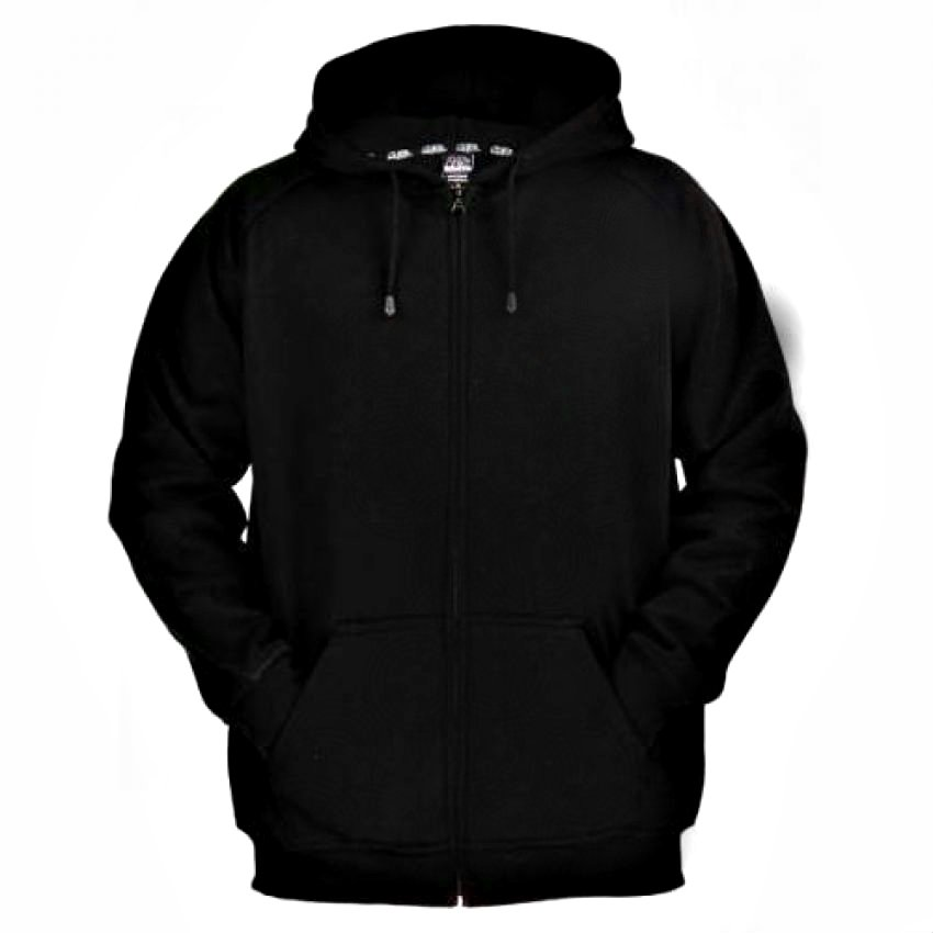 Buy plain black zipper hoodie in pakistan getnow pk