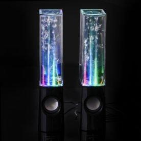 Buy LED Dancing Water Speakers In Pakistan