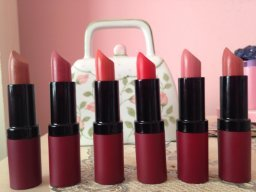 Pack of 6 Matte Lipsticks in Pakistan