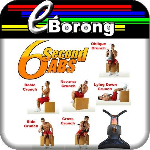 6 seconds abs machine