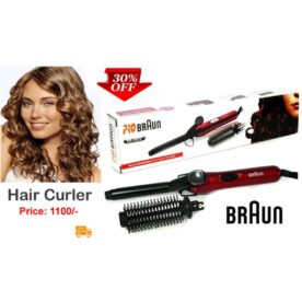 Braun Hair Curler In Pakistan
