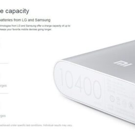 Xiaomi 10400mAh Power Bank In Pakistan
