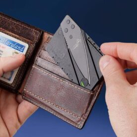 Credit Card Folding Safety Knife In Pakistan