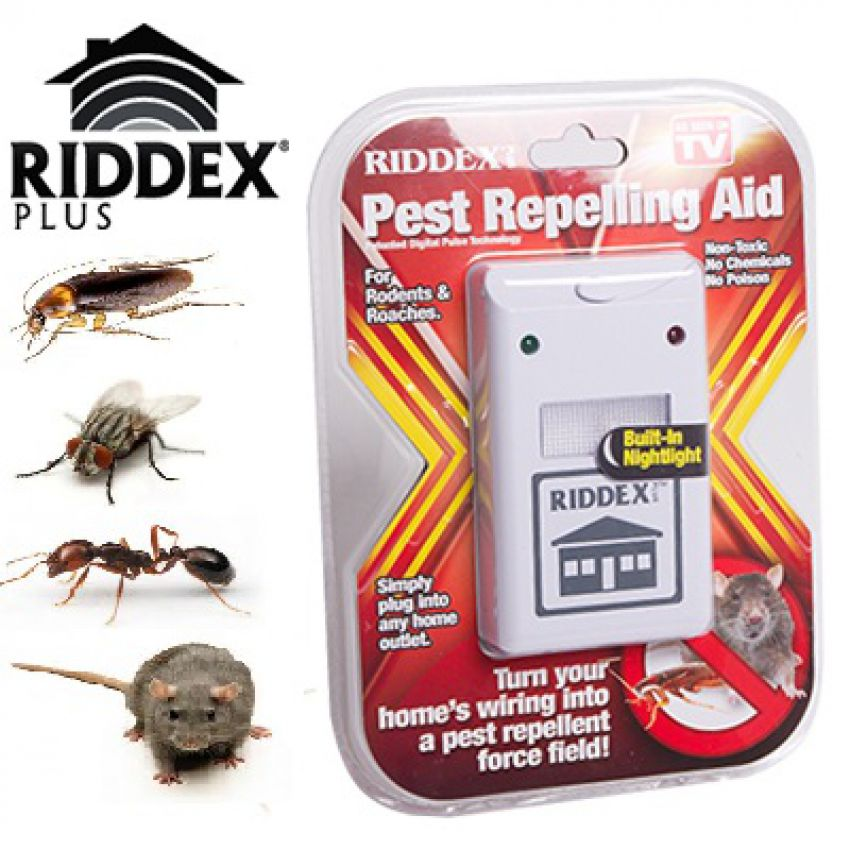 Riddex Pest Repelling Aid in Pakistan