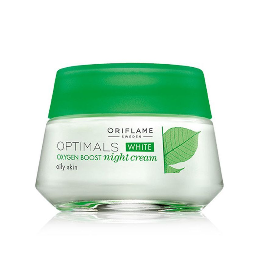Oriflame Optimals Even Out Night Cream in Pakistan