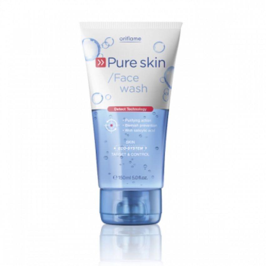 Oriflame Pure Skin Facewash in Pakistan