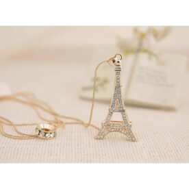 Eiffel Tower Necklace in Pakistan