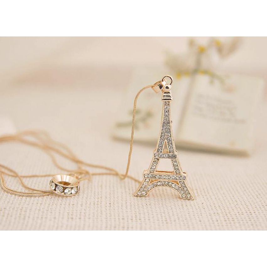 Buy eiffel tower necklace in pakistan getnow eiffel tower necklace in pakistan mozeypictures Image collections