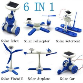 Solar Power 6 In 1 Toy Kit In Pakistan