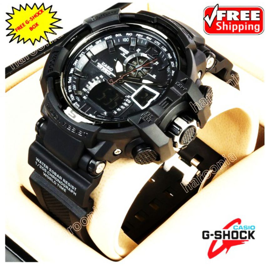 762b58f648c Buy Casio G-Shock Bold Military Boy Timepiece Sports Watch in ...