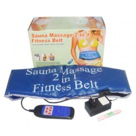 Sauna Massage 2 in 1 Fitness Belt In Pakistan